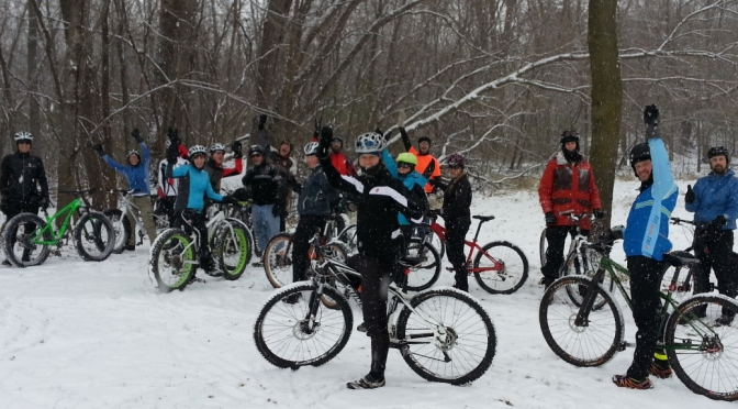 Photo album: CROCT's inaugural group ride