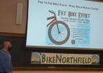 Marty Larson, CROCT presentation at Soup & Cycles 2015