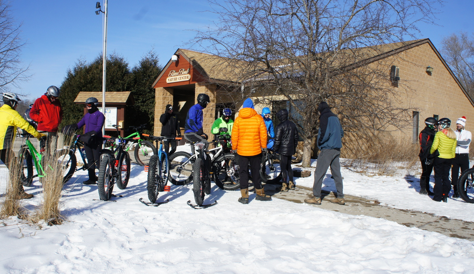 d261acdaa44 CROCT and friends team up for River Bend Nature Center's Fat Bike Event