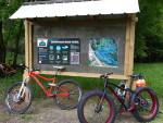 MAMB's Kiwanis MTB Trail Head Kiosk