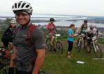 Dave Cizmas, Ride Coordinator, Duluth Enduro Series, Piedmont Overlook