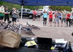 COGGS Duluth Enduro Series, Piedmont trail head, Hutchinson Rd, Duluth