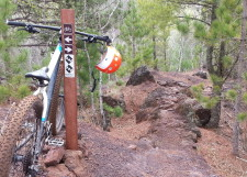 Cuyuna Lakes MTB - Timber Shaft
