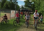 CROCT community services youth group ride 6