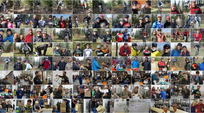 Sawtooth Mountain Challenge 2015 photo album