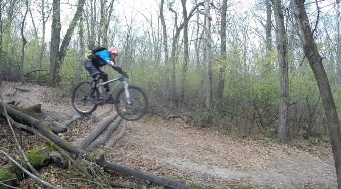 Five difficult local mountain bike obstacles that I've been avoiding