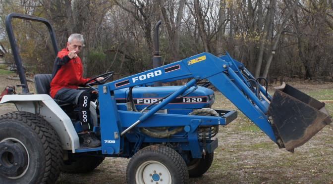 My summer as an MTB skills park dirt boss and heavy equipment operator
