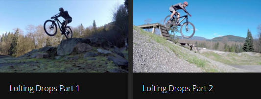 Lofting drops screengrab