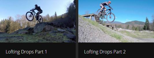 Lofting drops screengrab