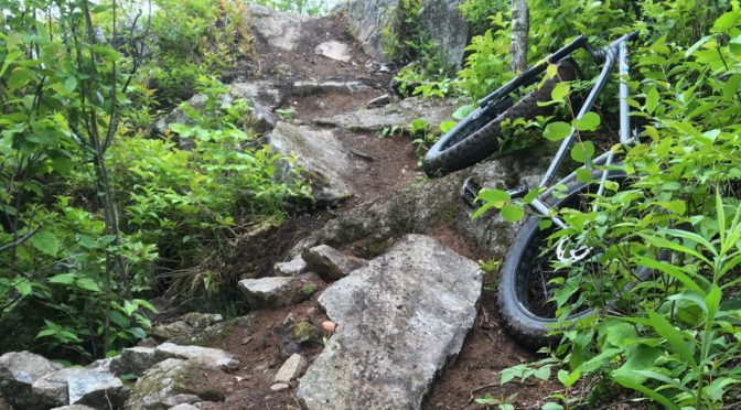 Admiral Rockbar gets an extension: Piedmont remains atop the heap of Minnesota's technical trails