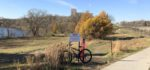 Entrance, Brownie Lake Trail, Theodore Wirth Pk
