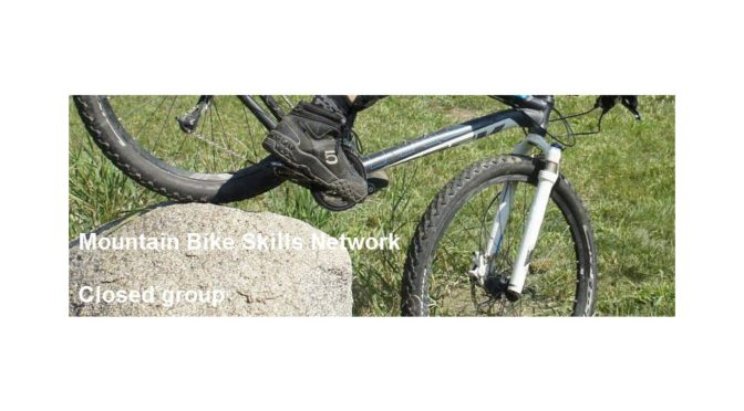 Announcing: The Mountain Bike Skills Network (MTBSN)